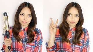 Easy Bouncy Everyday Curls in Under 5 Minutes Thumbnail