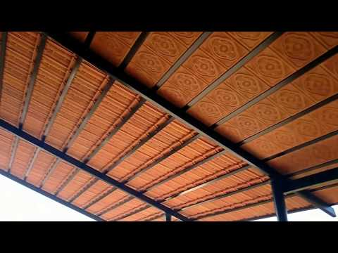 3000 Roof Tiles in a Private Terrace of 800 Sq ft, Interior Design Video Soon!