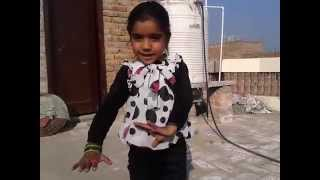 Download Hindi Video Songs - Little Angel Singing & Dancing - Mitra De Boot - Jazzy B & Kaur B