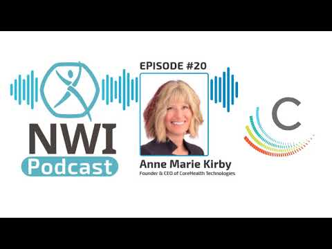 NWI Interviews Wellness Technology Founder Anne Marie Kirby