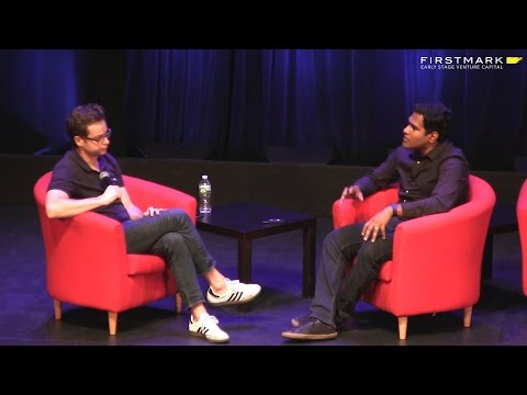 The Uber Big Data Story // Praveen Murugesan, Uber (Data Driven NYC / FirstMark)