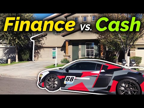 What I Finance VS Purchase Outright...