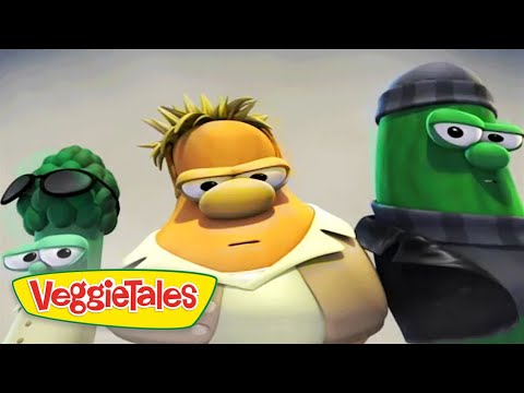 VeggieTales | Donuts for Benny | VeggieTales Silly Songs With Larry | Kids Cartoon