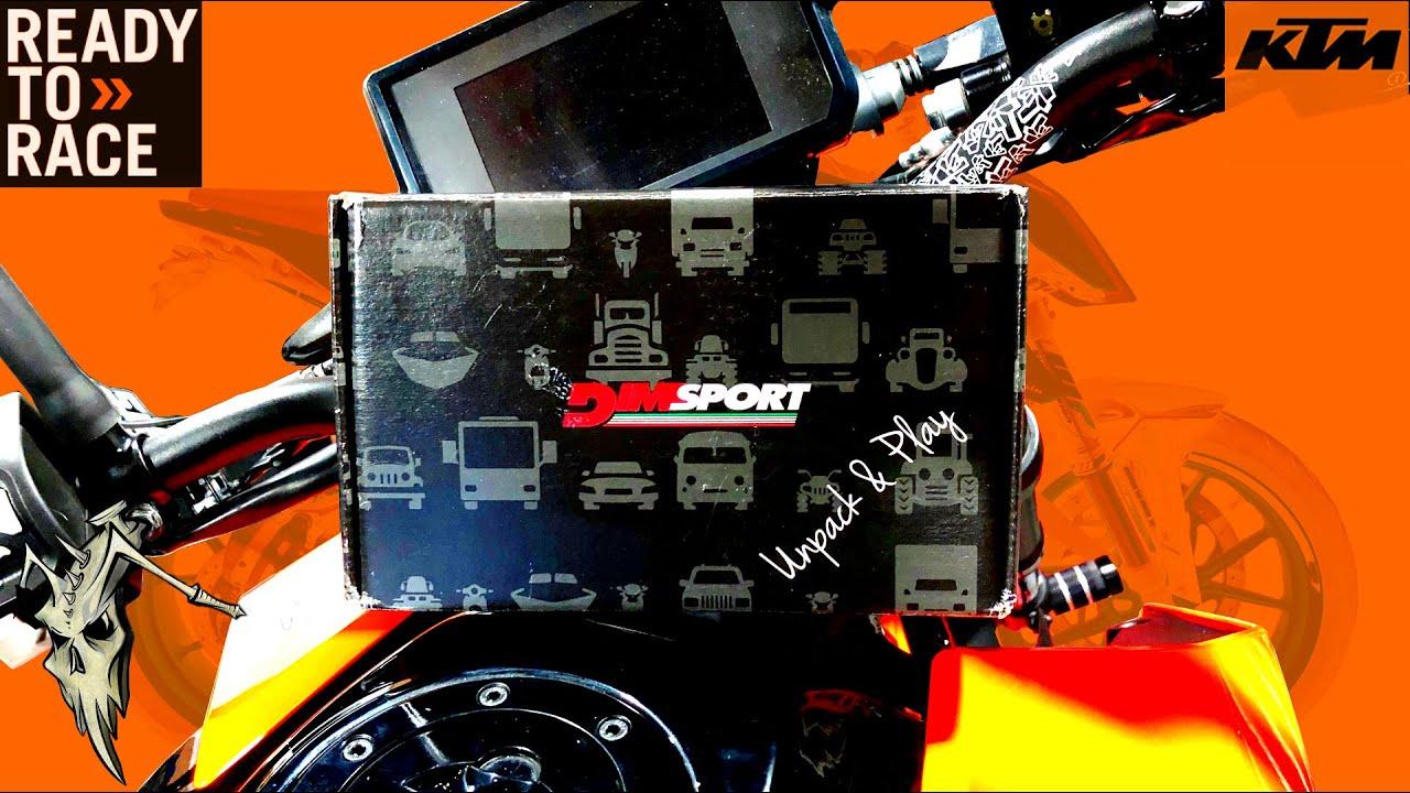 Rapidbike Evo Install Ktm 390 125 200 250 Duke Youtube