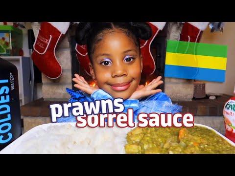prawns-in-gabonese-sauce-mukbang-|-ça-nous-a-manqué-🇬🇦