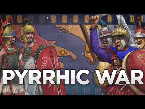 Pyrrhus And Pyrrhic War - Kings And Generals DOCUMENTARY