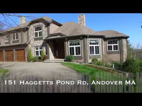 151 Haggetts Pond Rd Andover MA Video Tour