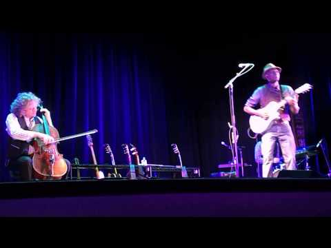 Keb' Mo' Government Cheese Waterville Maine 2014