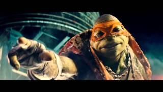 Черепашки-ниндзя (2014) — трейлер на русском