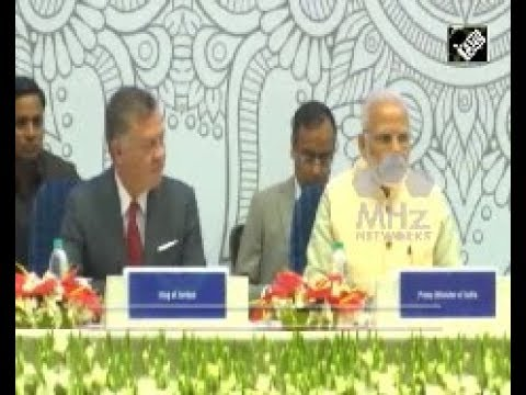 India News - Global war against terrorism not fight between religions, says Jordanian king