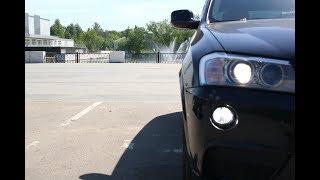 BMW X3 F25      БешАнные Эмоции