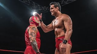 Video Rey Mysterio vs. Alberto El Patron (Pro Wrestling World Cup Mexico Part 5) download MP3, 3GP, MP4, WEBM, AVI, FLV Agustus 2018