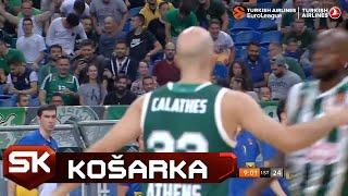 Euroleague 2018/19   Prva Petorka   TOP 5 Poteza Nika Kalatesa   SPORT KLUB Košarka