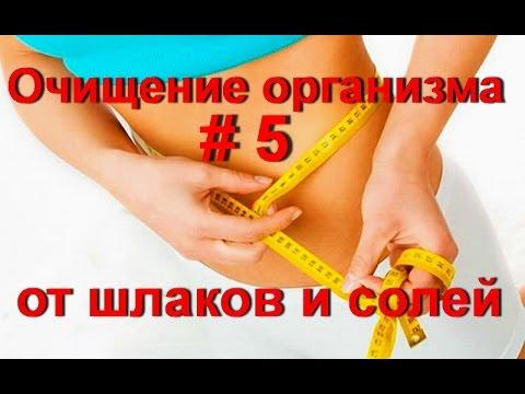 очищение и омоложение организма в домашних условиях
