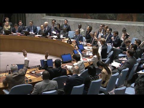 UN Security Council Imposes