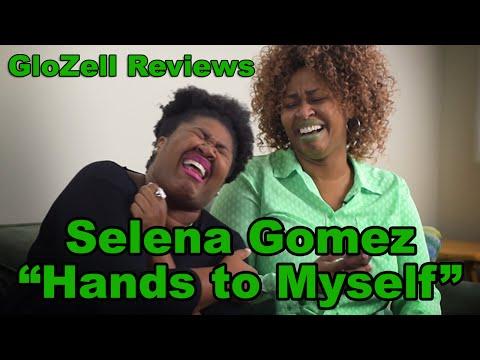 "GloZell Reviews ""Hands to Myself"" by Selena Gomez"