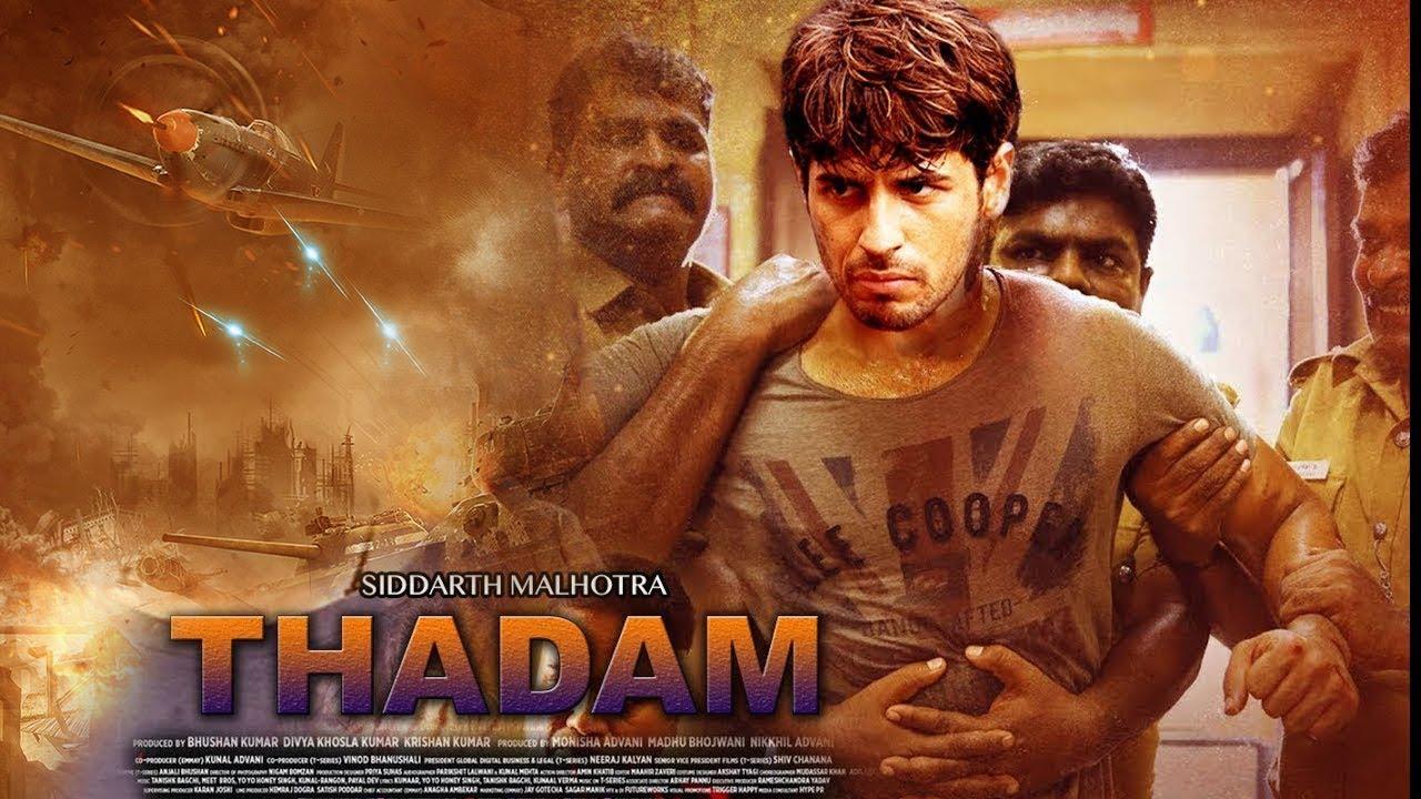 Thadam   Official Trailer  21 Interesting Facts  Remake   Sidharth Malhotra   Srinidhi Shetty   - YouTube