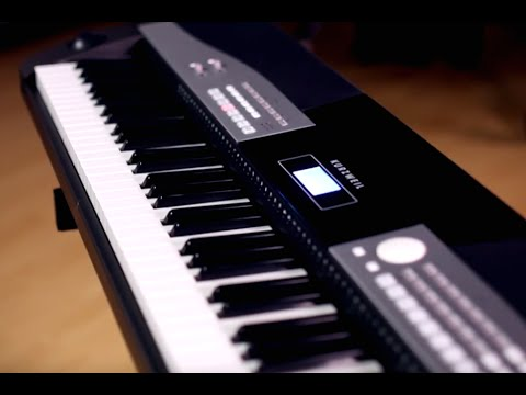 kurzweil ka110 digital piano demo with jeff dunmire youtube. Black Bedroom Furniture Sets. Home Design Ideas
