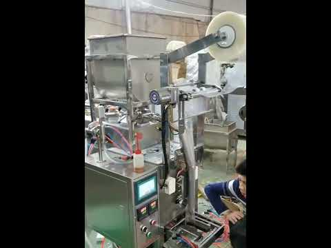 Economical Automatic Small Bag Liquid Filling/Packing ...
