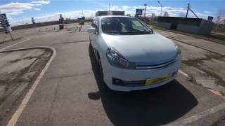 Nissan Wingroad Rider Autech Тест-Драйв.