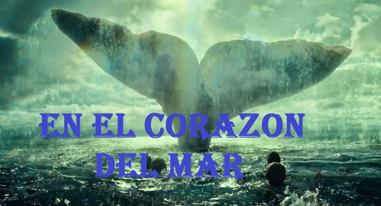 en el corazon del mar pelicula youtube