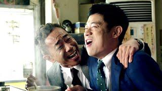 木梨憲武と伊藤淳史がCM初共演!「もう1回ノリダーやりたい!」とコメントも