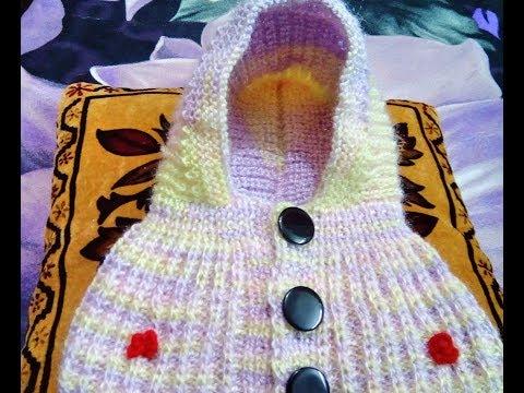 Hood Hat For Girls | Easy Knitting Tutorial