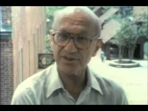 Milton Friedman - A Conversation On The Free Market