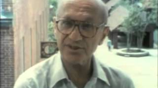 Milton Friedman - A Conversation On The Free Market
