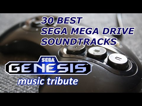 30 Best Mega Drive Soundtracks - Sega Genesis Music Tribute