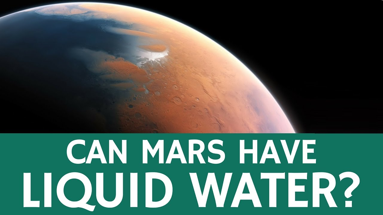 Water on Mars Importance of NASA Discovery Space Facts