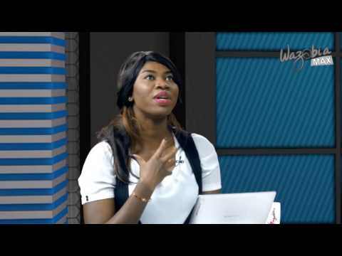 CROSSFIRE - AGRICULTURE AS  NIGERIA'S MAINSTREAM FOR ECONOMIC DIVERSIFICATION (Pt.1) | Wazobia Max