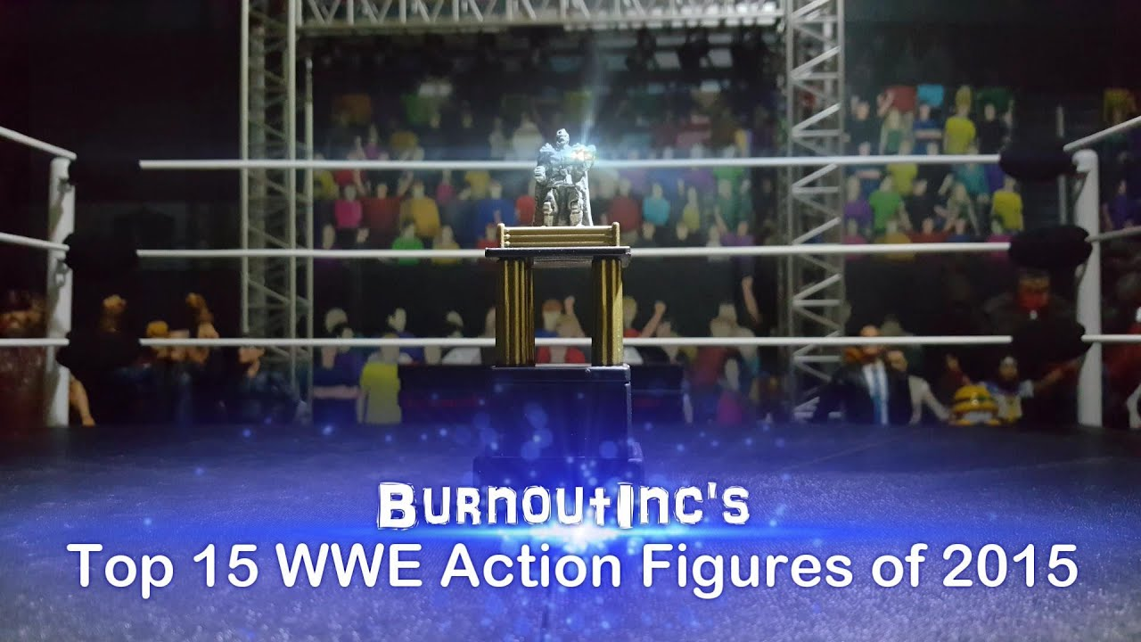 Download BurnoutInc's Top 15 WWE Action Figures of 2015 Super Mega Hype Edition Version 2.7