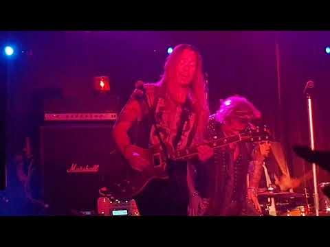 Fozzy - Enemy Live 27th October 2017