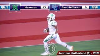 East Jefferson vs. Newman (2018 Week 3 Highlights)