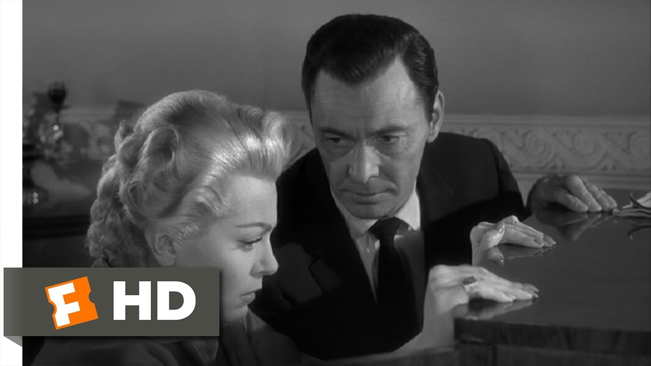 Another Time, Another Place (4/9) Movie CLIP - It's A Mistake! (1958) HD