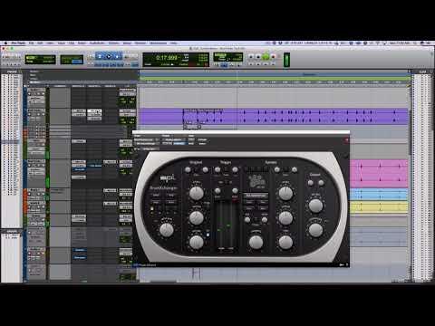 DrumXchanger - Sample replacement and blending