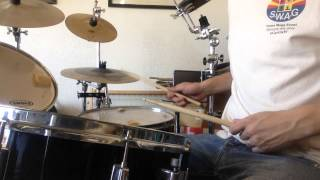 Mr. Samuel Morse on the Drums (GC4PT9X)