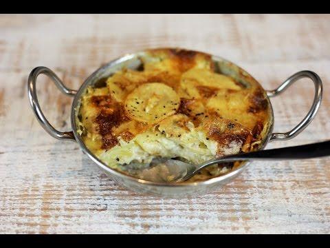 Gratin Dauphinois (Creamy Potato Bake) | All Time French Classics