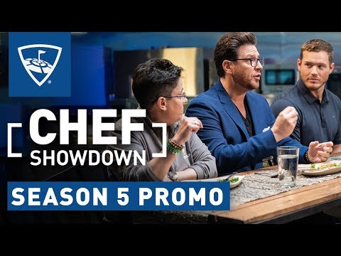 Chef Showdown | Season 5 Promo | Topgolf