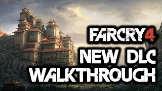 Far Cry 4 New DLC Multiplayer Coop Gameplay Walkthrough: Escape from Durgesh Prison PS4 Xbox One PC