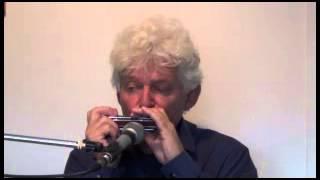TIMS TINY TUNES 2: Jazz harmonica licks I Play along - level 2, samba, Dm7