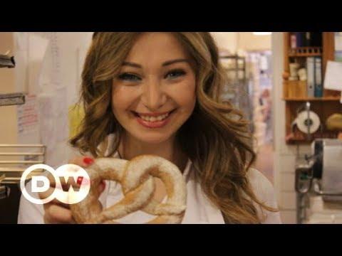 ما يميز الخبز الألماني وطريقة عمل البريتسل - بعيون غالية  - نشر قبل 2 ساعة