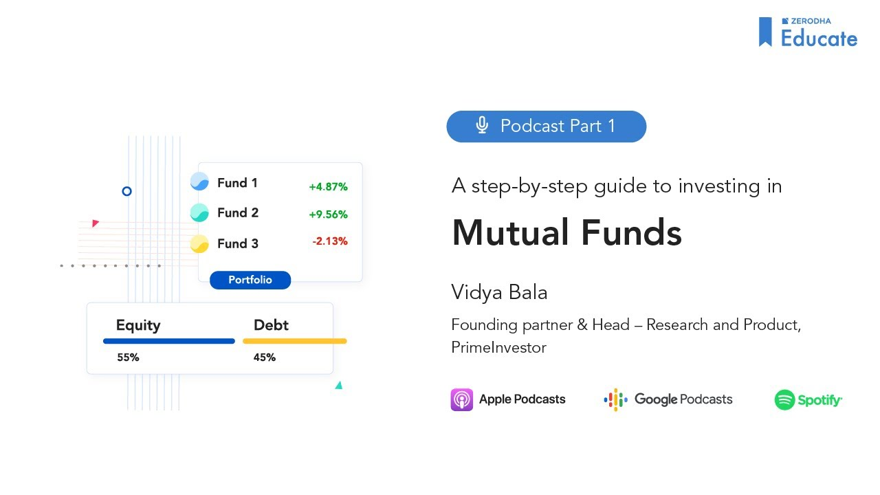 A step-by-step guide to investing in mutual funds - part 1