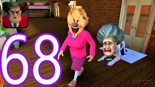 Scary Teacher 3D - Gameplay Walkthrough Part 67 New Levels (Android/iOS)