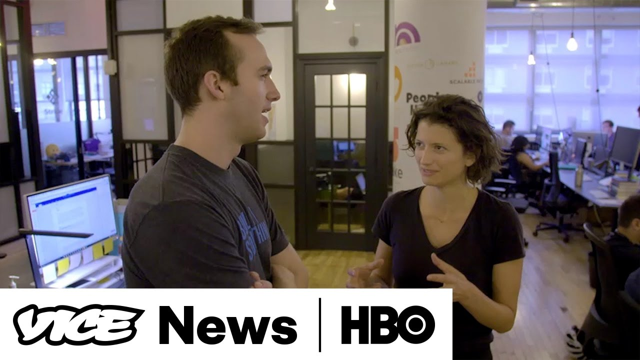Why Millennials Are Paying To Live In Shares Spaces Like WeLive (HBO)
