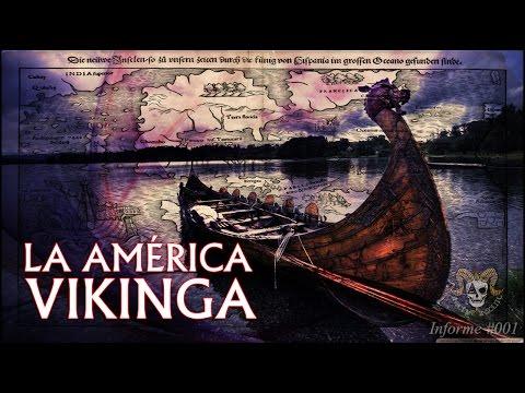 Los vikingos descubrieron América 500 años antes que Cristóbal Colón