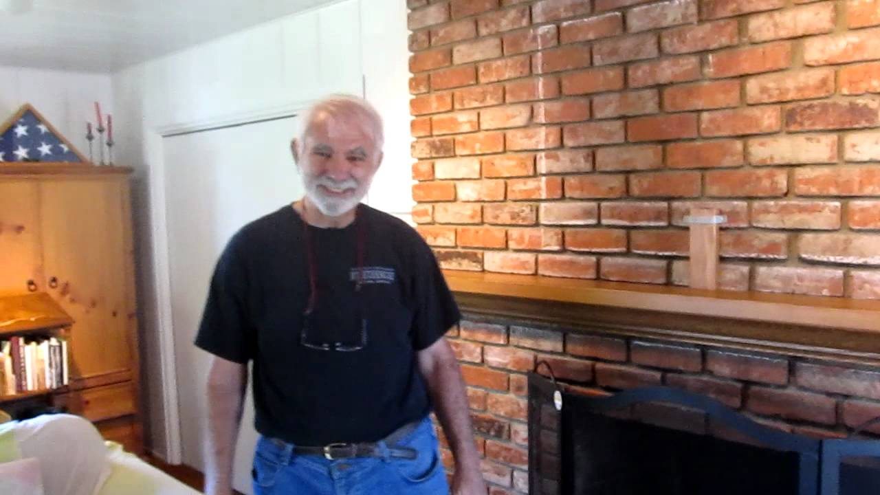 Fireplace Mantel - Client Reference - YouTube