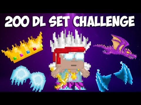 steel chair growtopia carters wooden high 200 dl set challenge must watch youtube