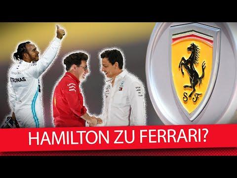 Verhandelt Hamilton mit Ferrari? - Formel 1 2019 (VLOG)